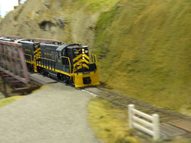 Railex 08 GP9s over bridge.jpg