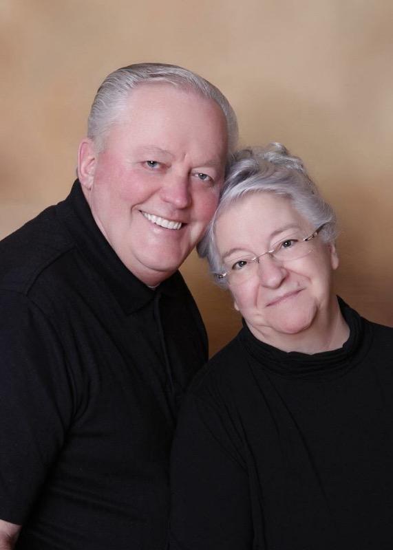 Pastor Stuart and Orvada CHURCHILL - 1984-2018