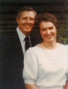 Pastor Keith and Ramona RAgains - 1967-1971