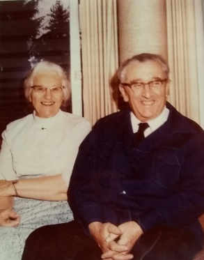 Pastor Kenneth and Louise FreNch - 1967-1980