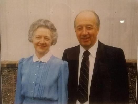 Pastor Bill and REna Crumpacker - 1971-1984