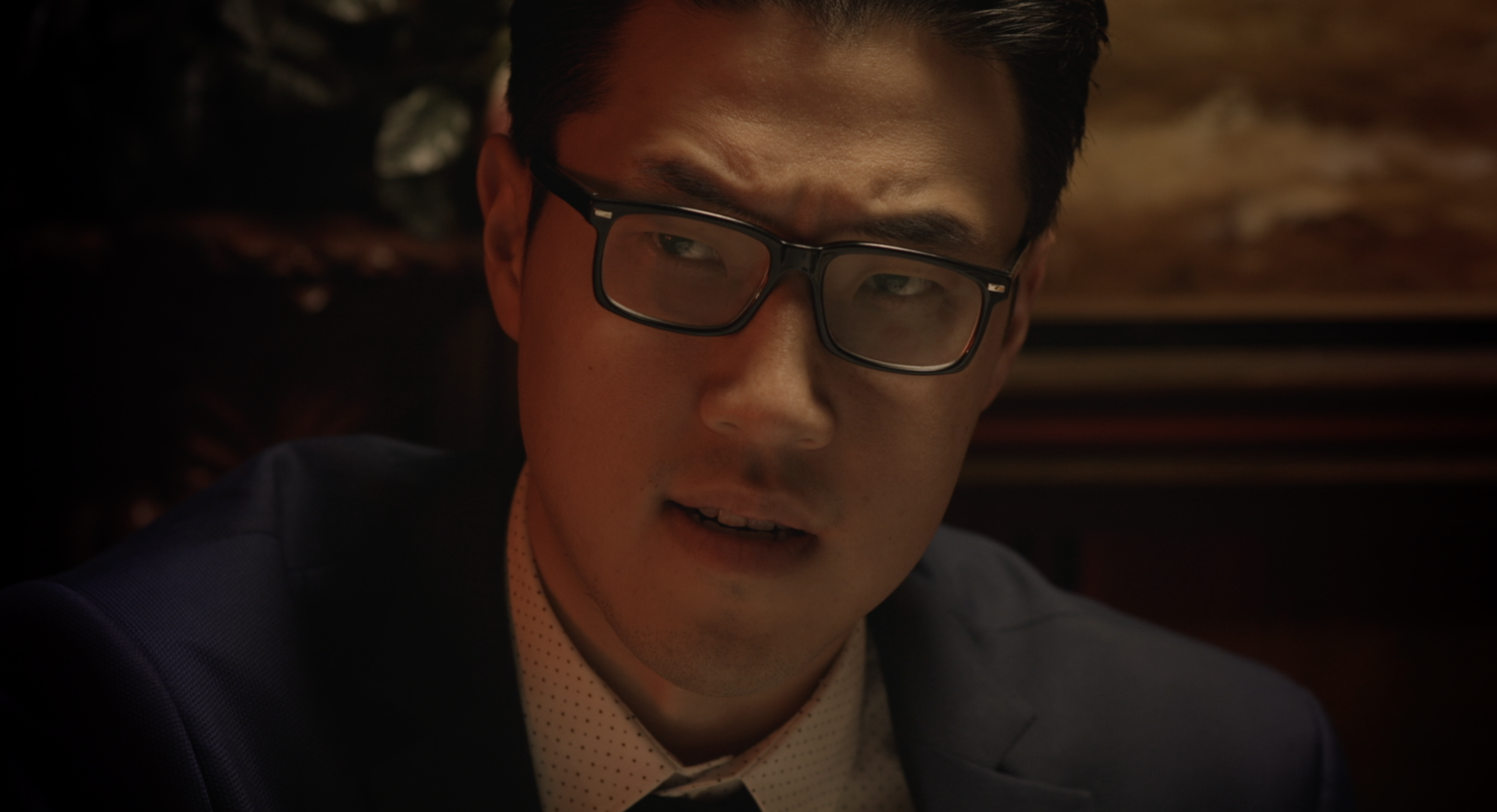 Daniel Phai as Kyung