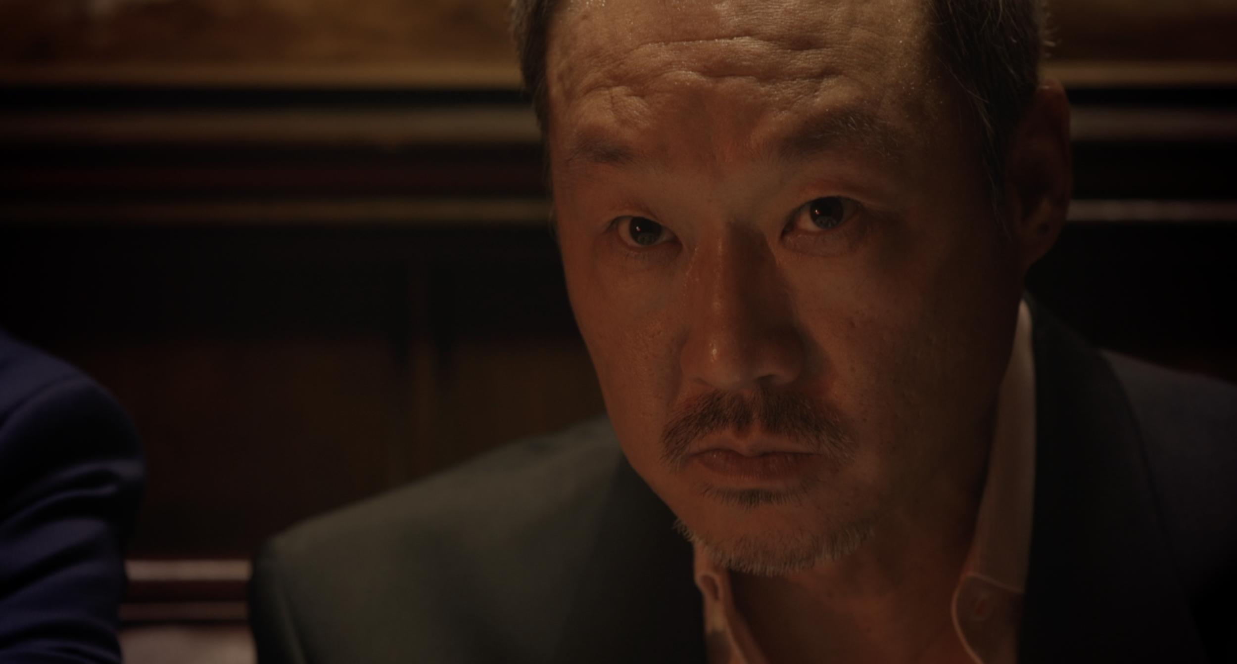 Victor J. Ho as Jiho