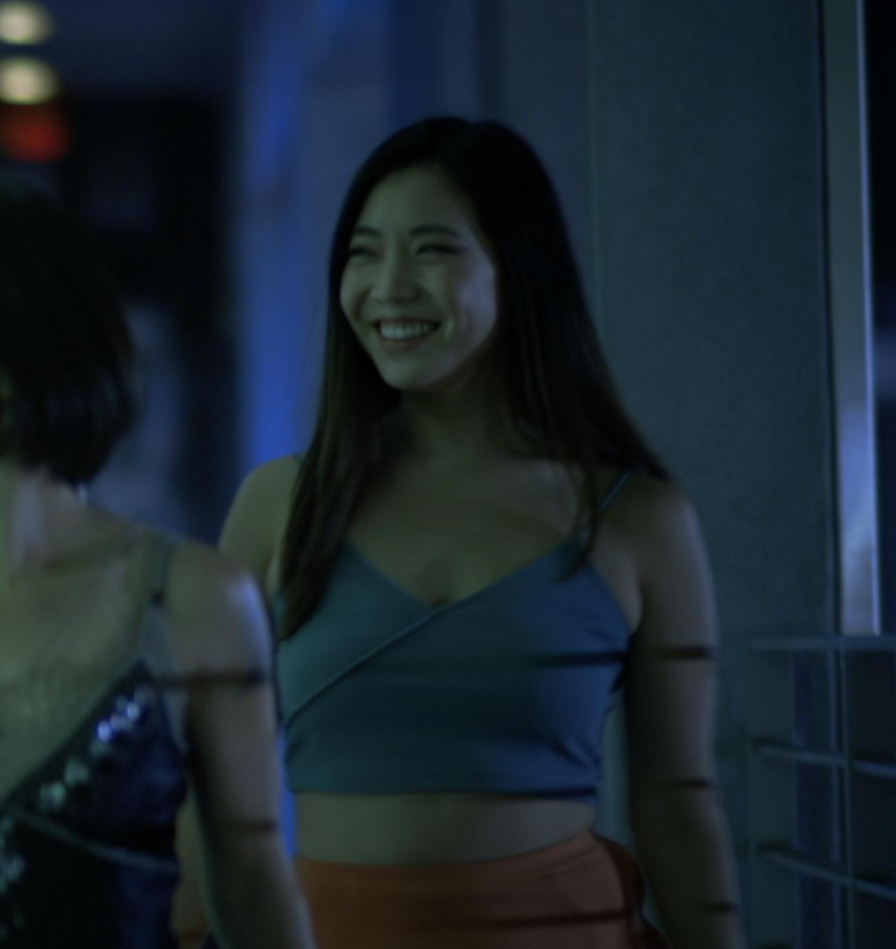 Cindy Chu as Bianca