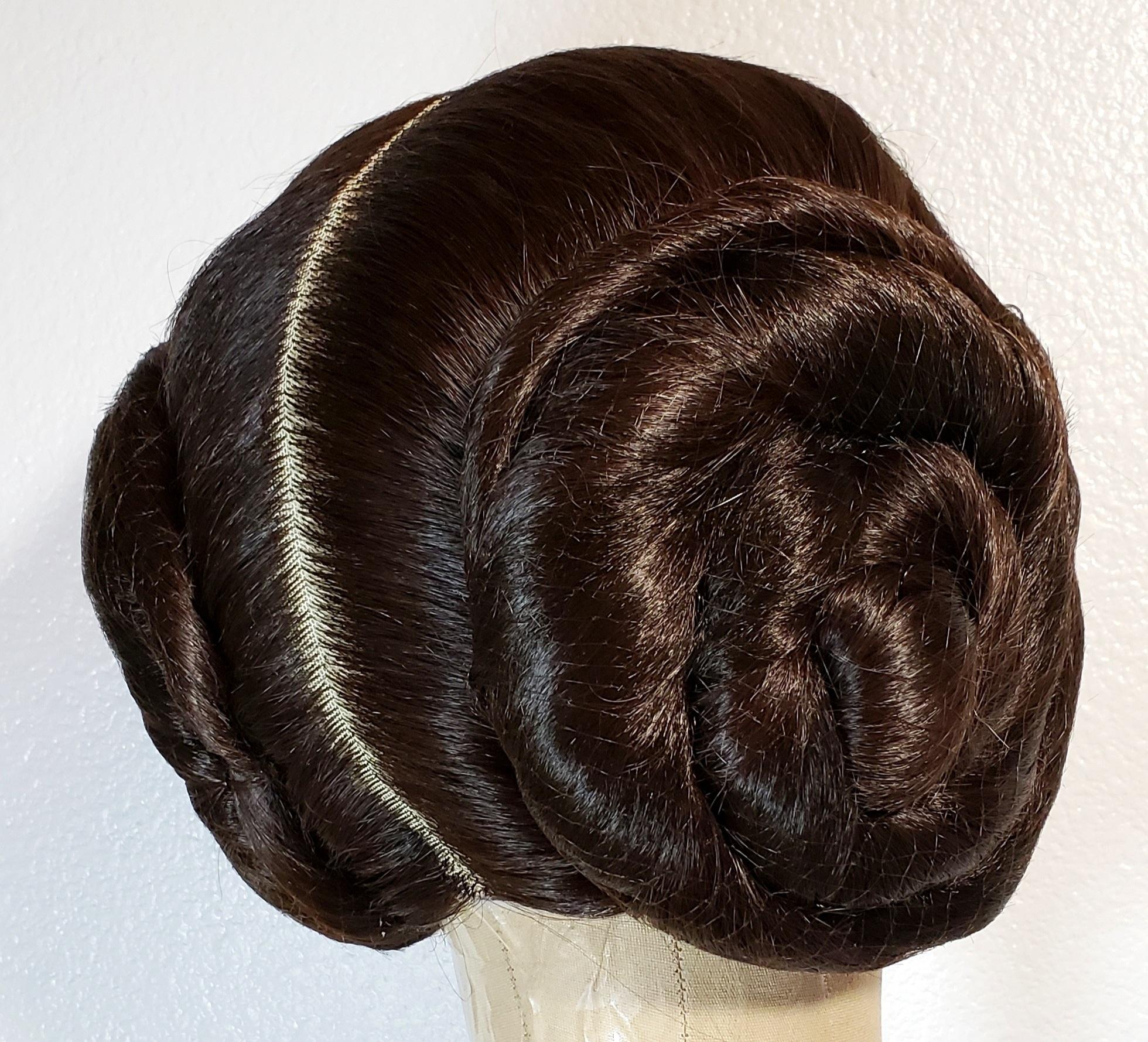 Princess Leia A New Hope Inspired Wig
