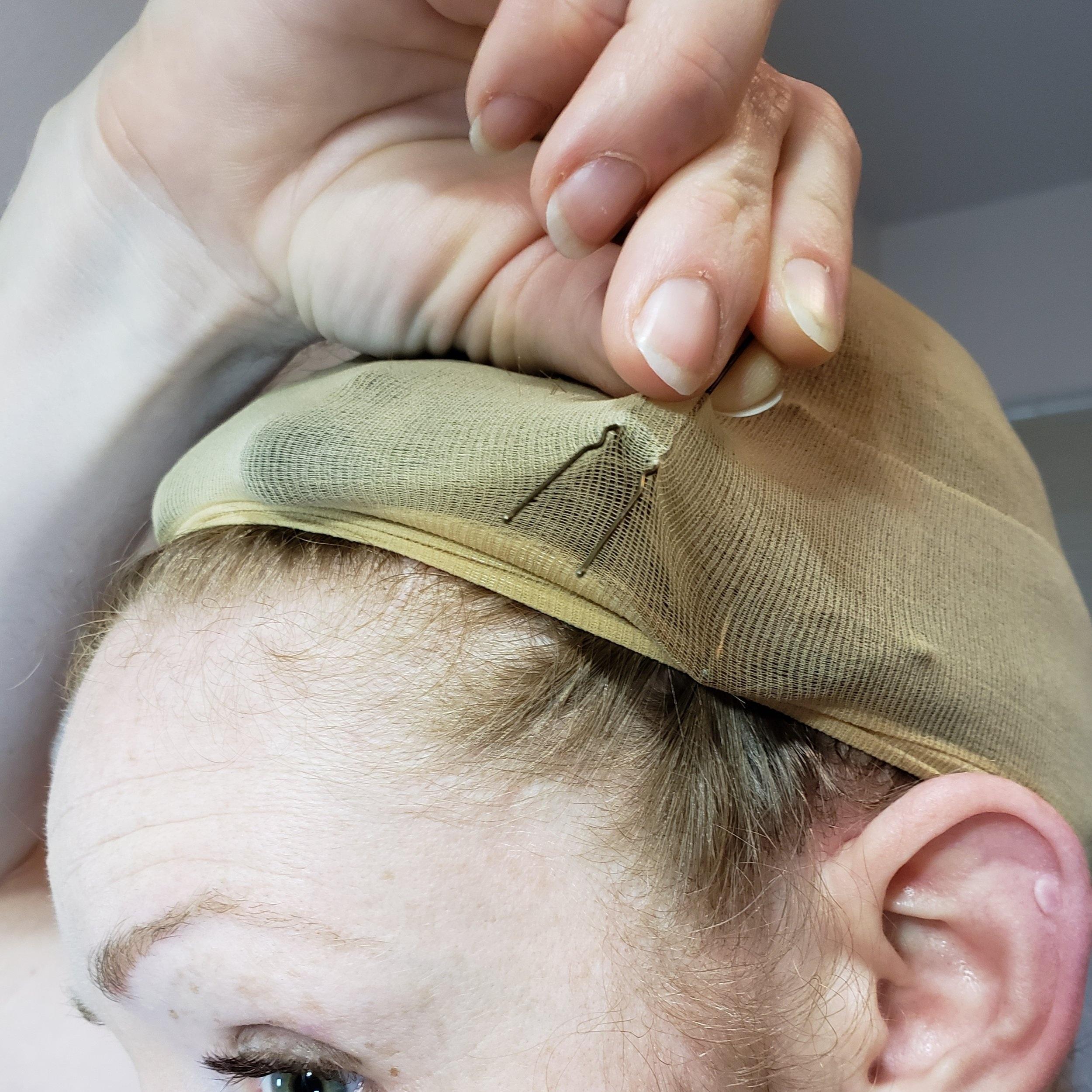 Add Hair Pins