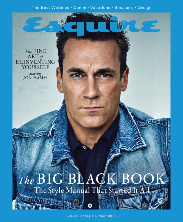 Esquire Magazine, Vol 22, Spring, Summer Edition, 2018