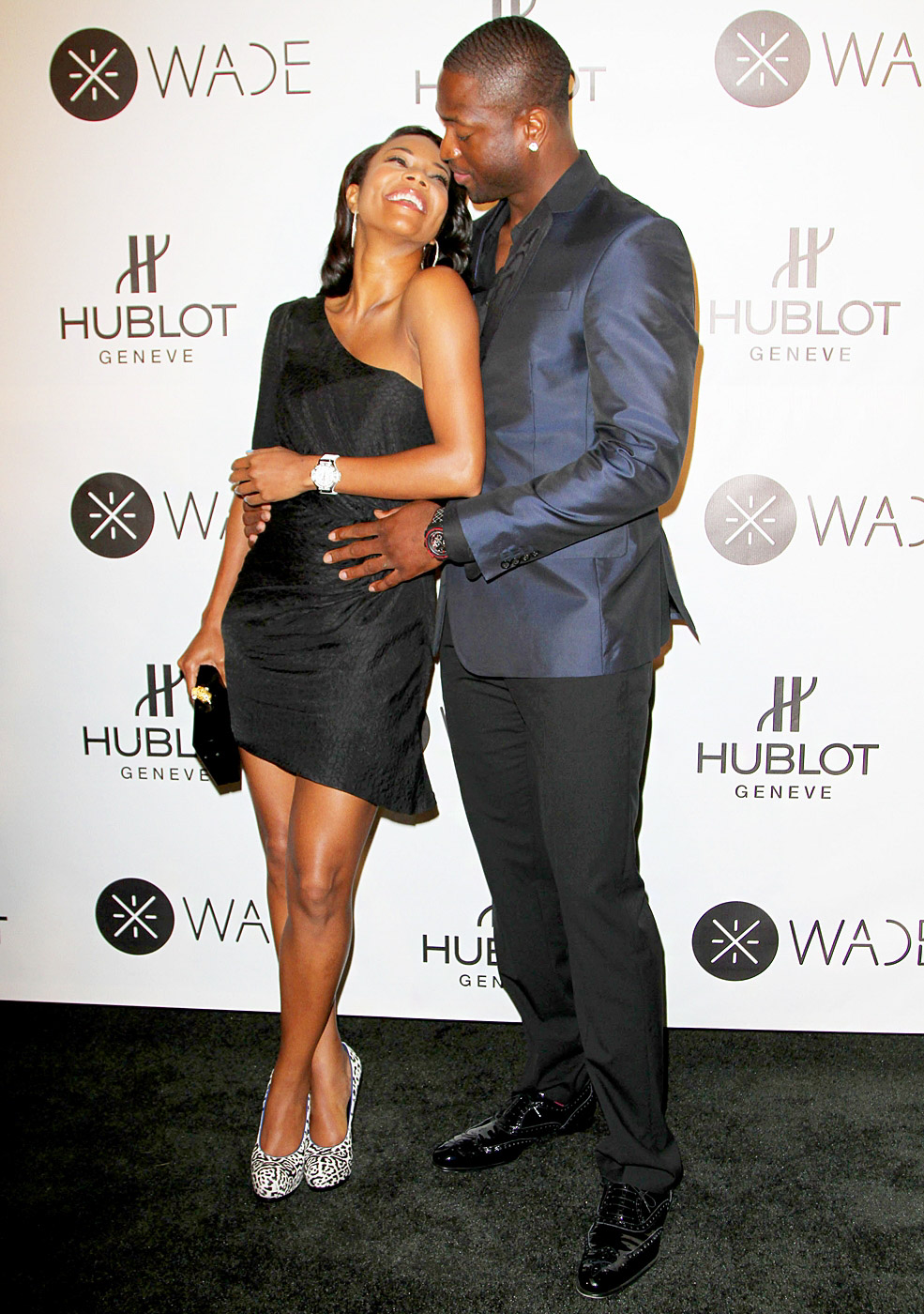 2. Gabrielle Union - Age: 46Husband: Dwayne Wade, 37Age Difference: 9 yearsYears Together: 10Kids: The couple adopted their first child in 2019.