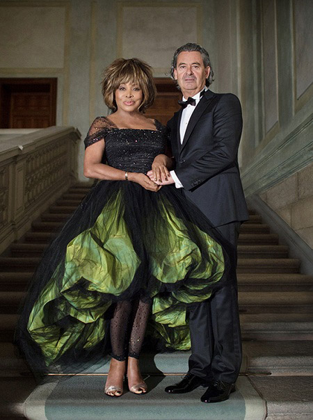 6. Tina Turner - Age: 79Husband: Erwin Bach, 63Age Difference: 16 yearsYears Together: Over 27 yearsKids: 0