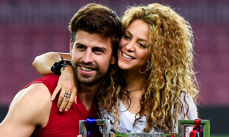 8. Shakira - Age: 42Partner: Gerad Pique, 32Age Difference: 10 yearsYears Together: 8Kids: 2