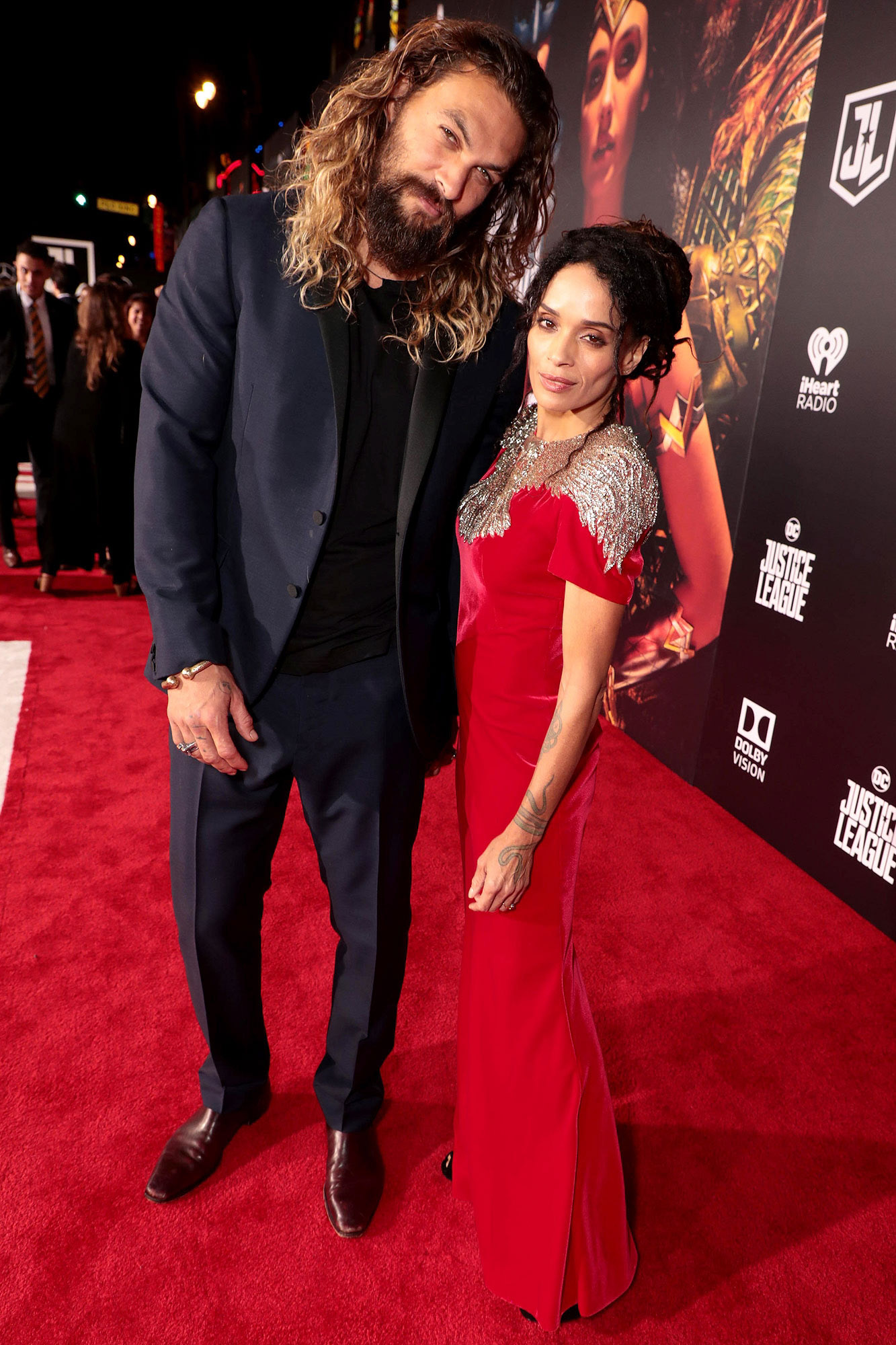 11. Jason Momoa - Age: 39Wife: Lisa Bonet, 51Age Difference: 12 yearsYears Together: 14Kids: 2