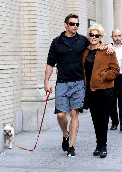 13. Hugh Jackman - Age: 50Wife: Deborra Lee- Furness, 63Age Difference: 13 yearsYears Together: Over 23Kids: 2