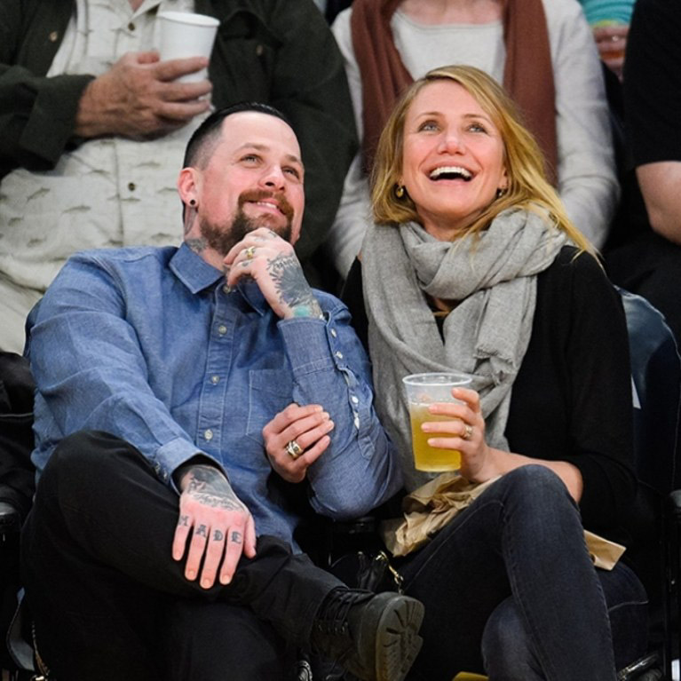 15. Cameron Diaz - Age: 46Husband: Benji Madden, 40Age Difference: 6 yearsYears Together: 6Kids: 0