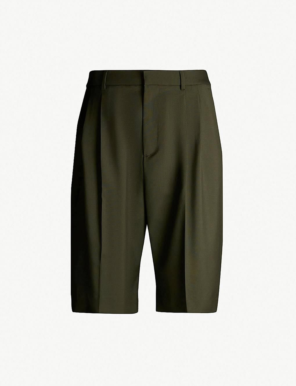 Biker Style Shorts