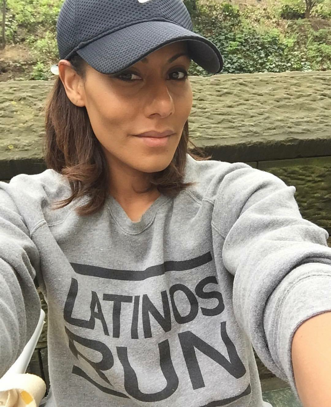 """- """"Being a Latina runner, I have noticed significant changes personally in so many areas…"""""""