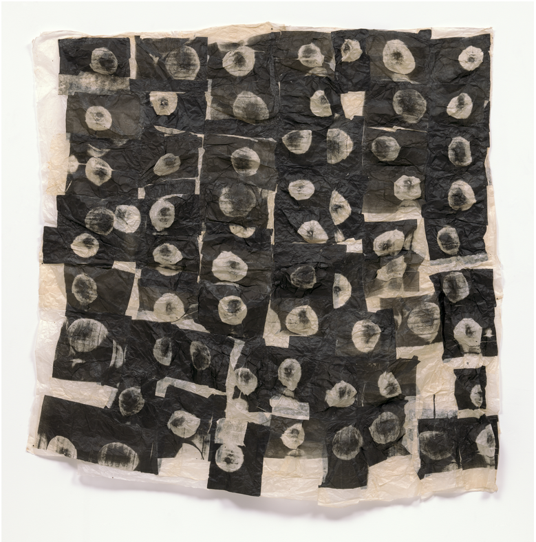 Kiki Smith,  Untitled (Moons),  1993