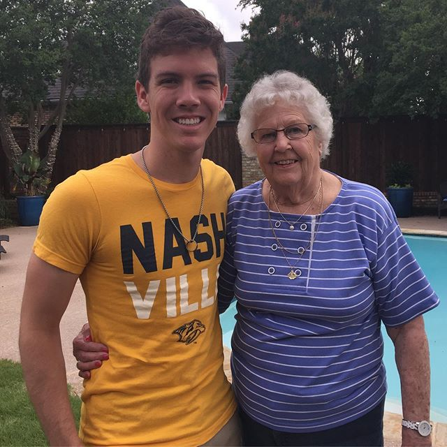 HAPPY 88 B-DAY GRANNY!!🎉 I hope I remember all the people and stories she does when I'm her age!!