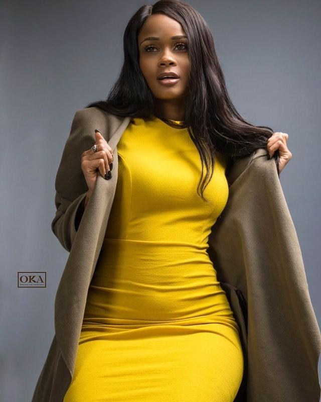 Model - Talisha Williams  Photographer - Okeeze Art  Makeup Artist - Amber A  Dress and Coat- Boohoo.com