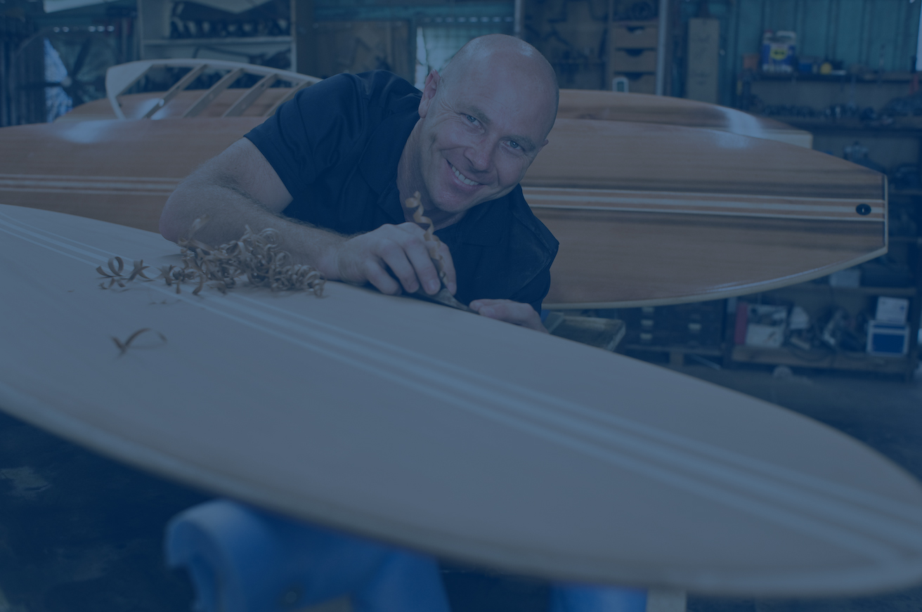 """TESTIMONIALS   """"Stuart Bywater Designs professionalism, his unique craftmanship and attention to detail have made it a joy for us to do business with. We will continue to use Stuart Bywater Design in the future…""""  - R and N Leighton, Robertson QLD"""