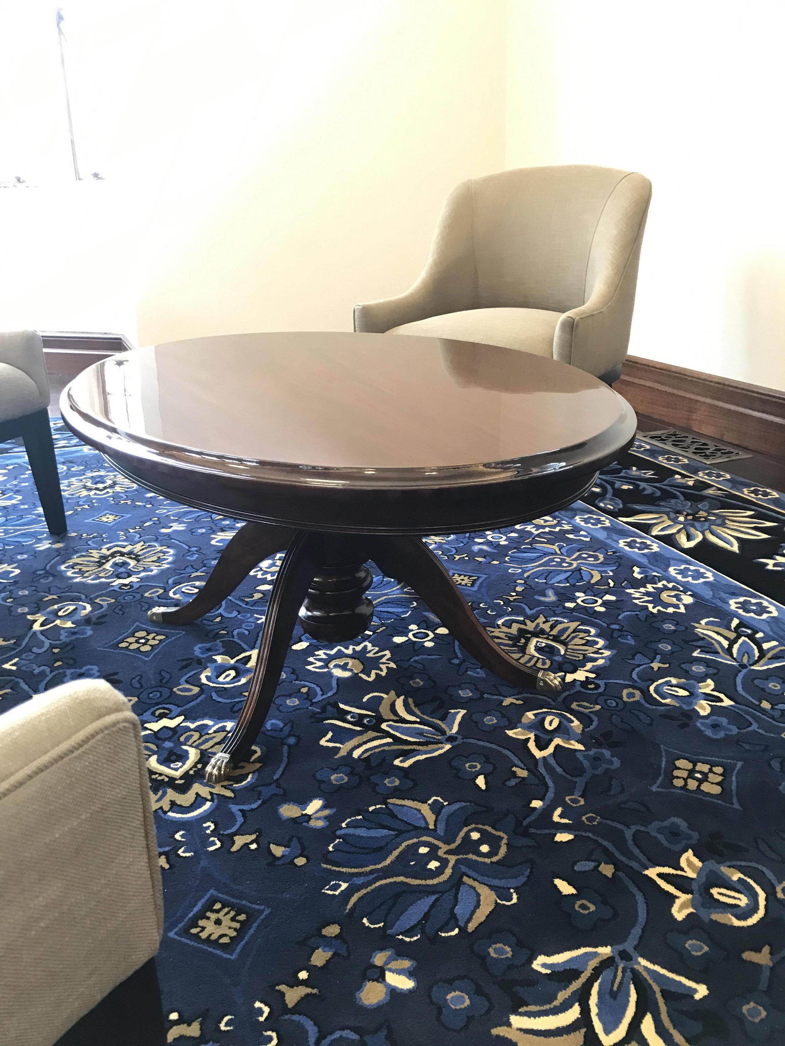 mahogany coffee table.JPG