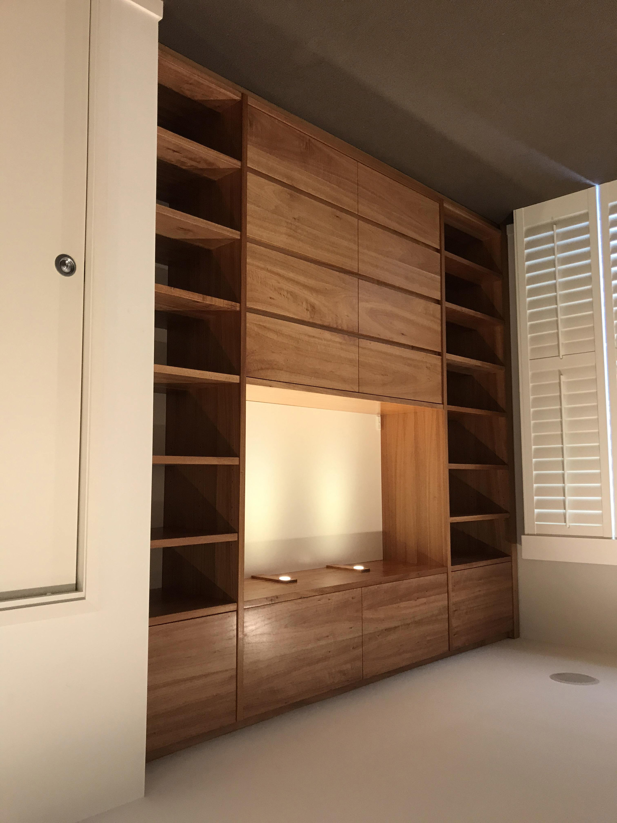 Built-ins & Bookcases