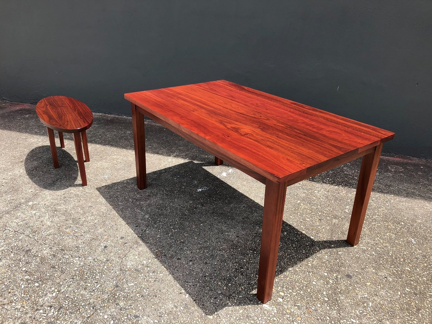 jarrah dining table and coffee table bywater design.jpg
