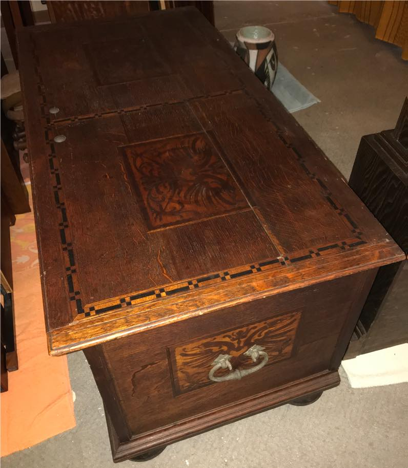 16th Century chest needing restoration.jpg