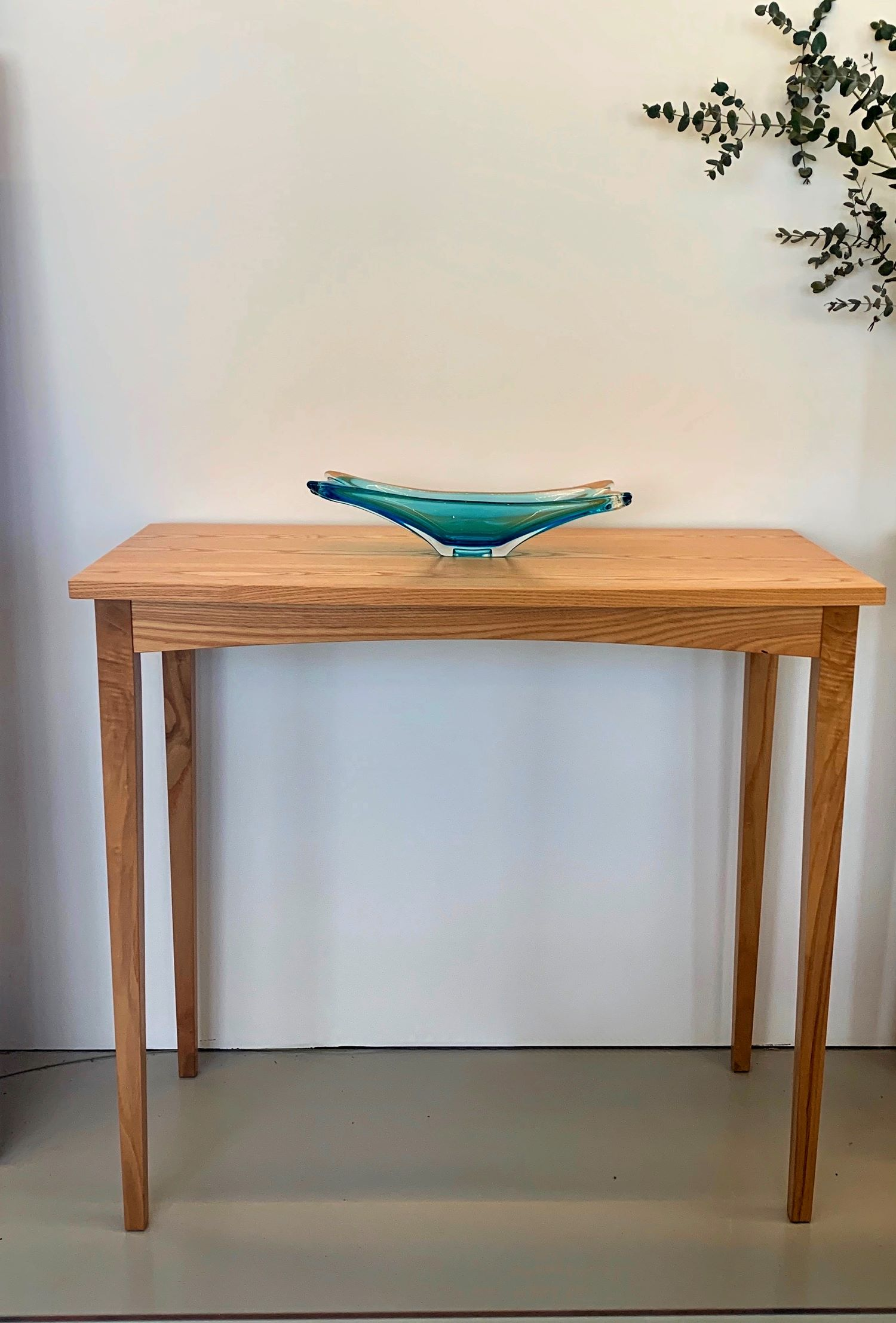 A beautiful student project  Our 2 day Furniture Making Worksho