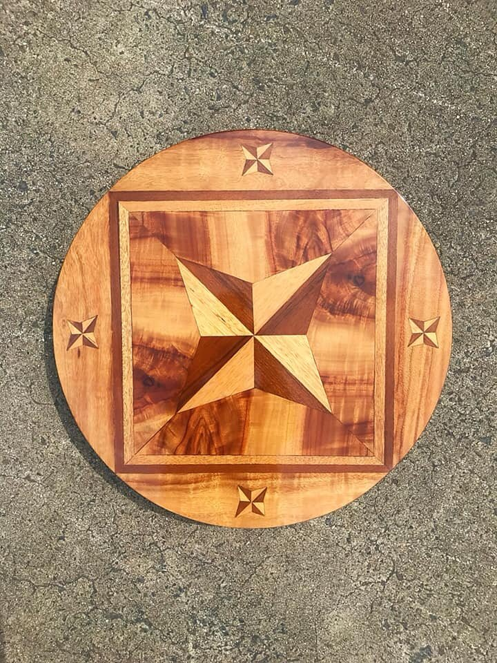 art deco restored table .jpg