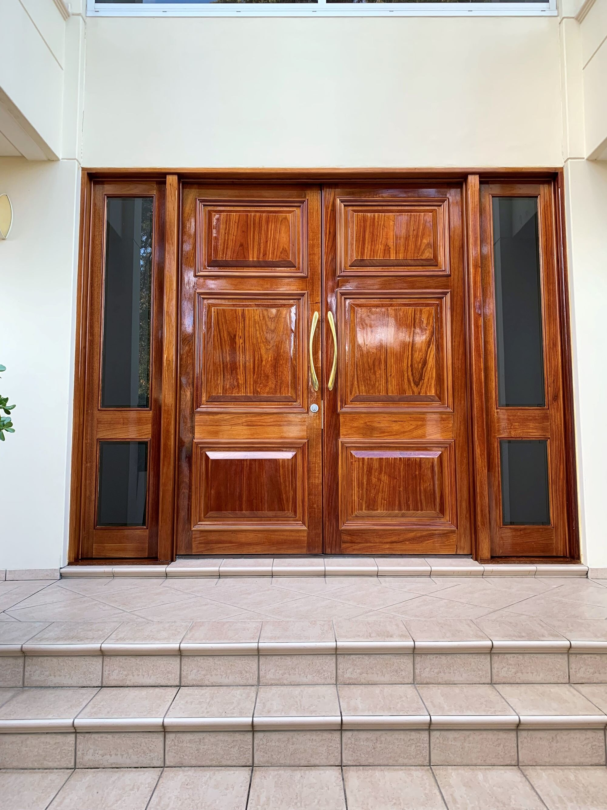 cedar doors after restoration.jpg