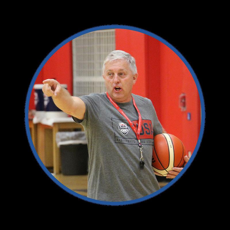 Coach Director: USA Basketball