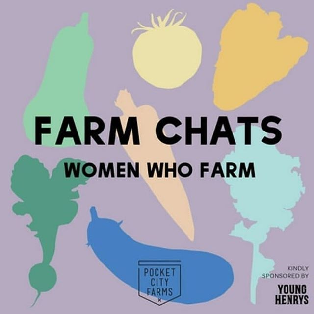 on the road to Sydney, listening to the bell hooks 'feminism is for everybody' audiobook, and getting excited about this event at @pocketcityfarms - happening tonight! there are still a few tickets left, so come along to hear from a panel of lovely female farmers (including me!) 6-8pm ✌🏼