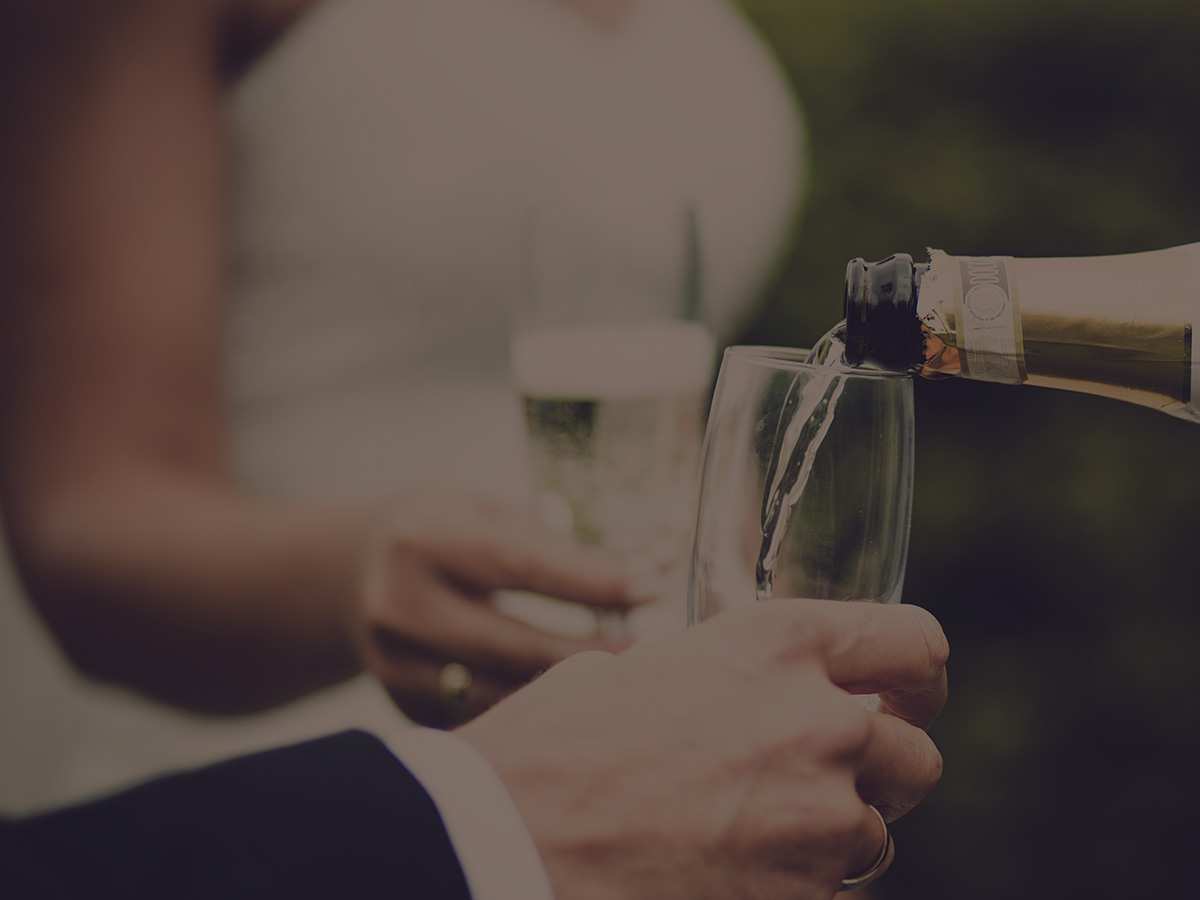 WEDDINGS - Grand or Intimate