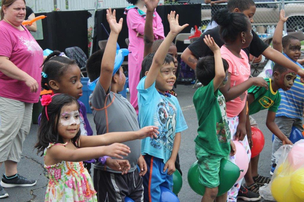 Reaching inner-city children