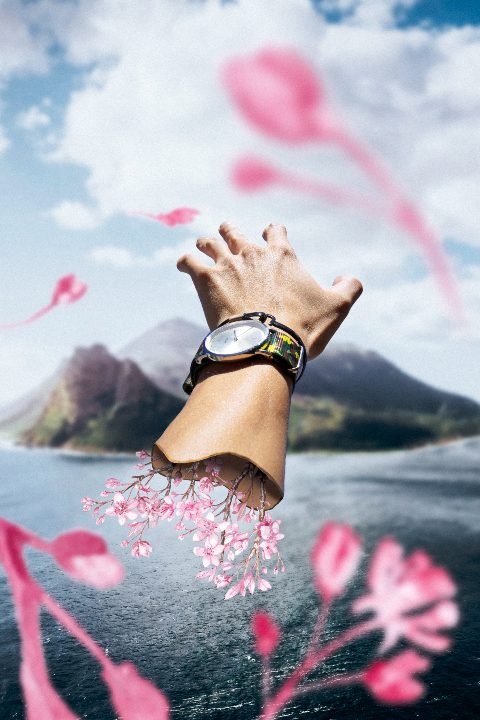 petey ulatanx vario watches - brand collaboration