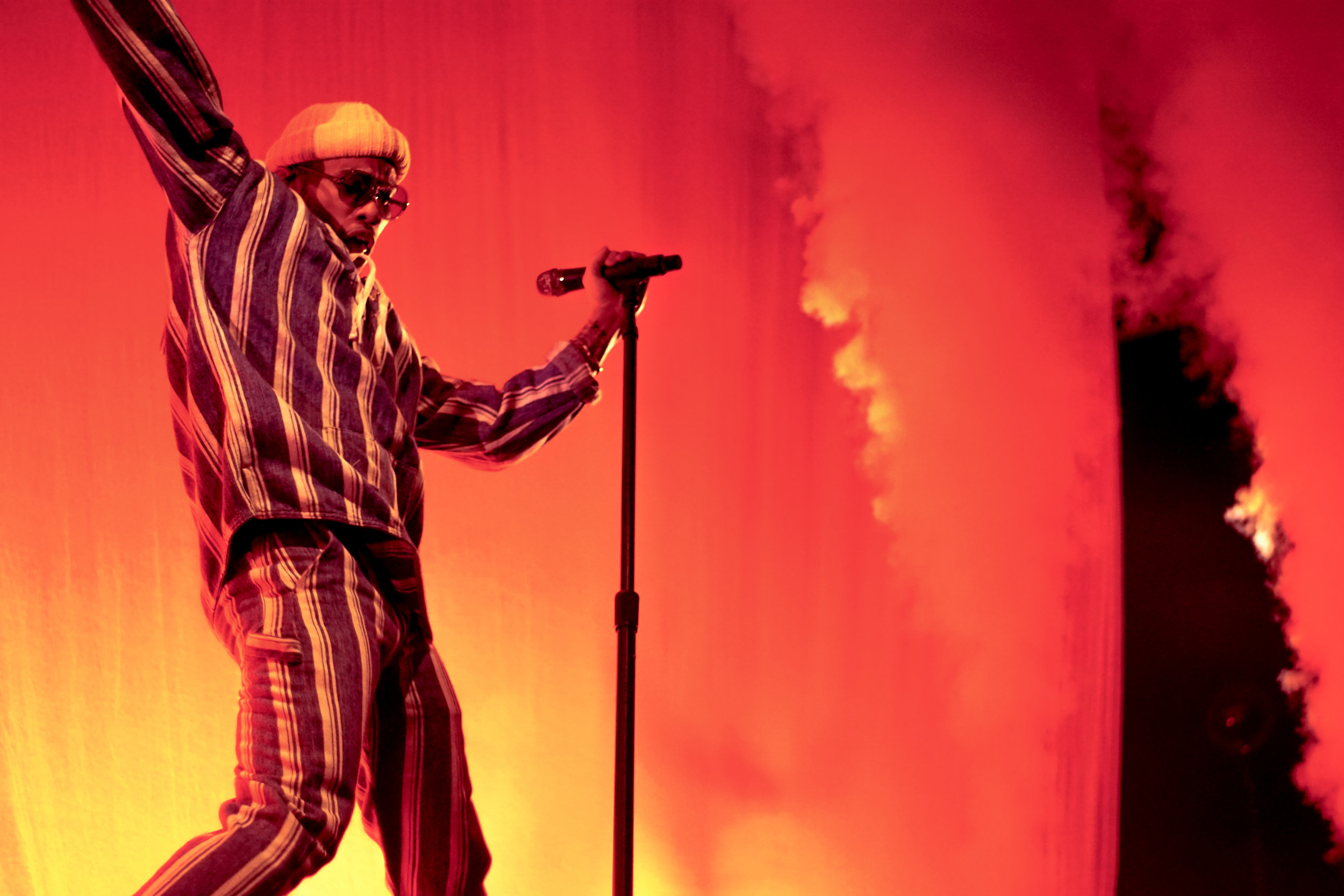 Anderson .Paak @ Ally Pally -