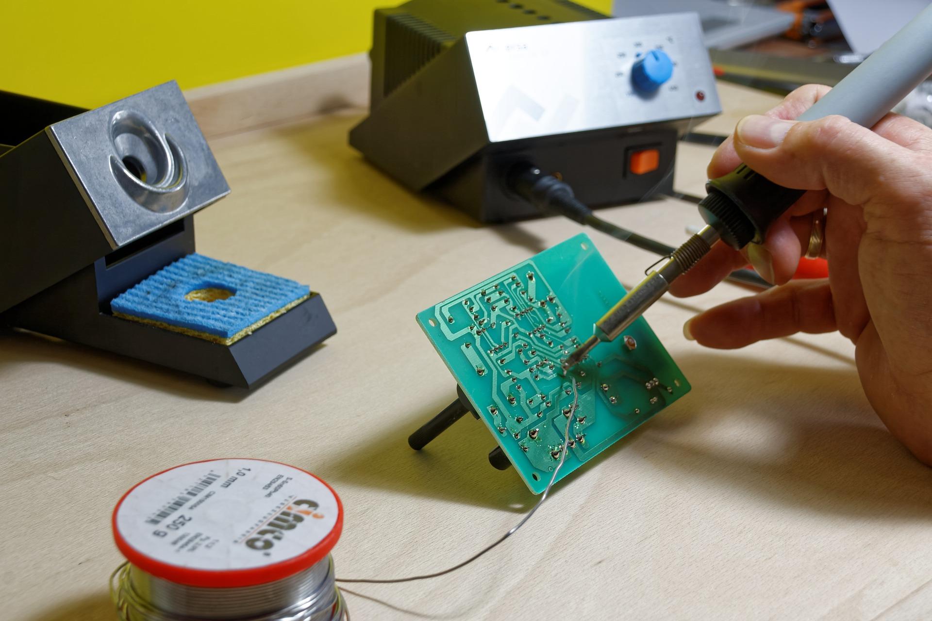- Electrical engineer