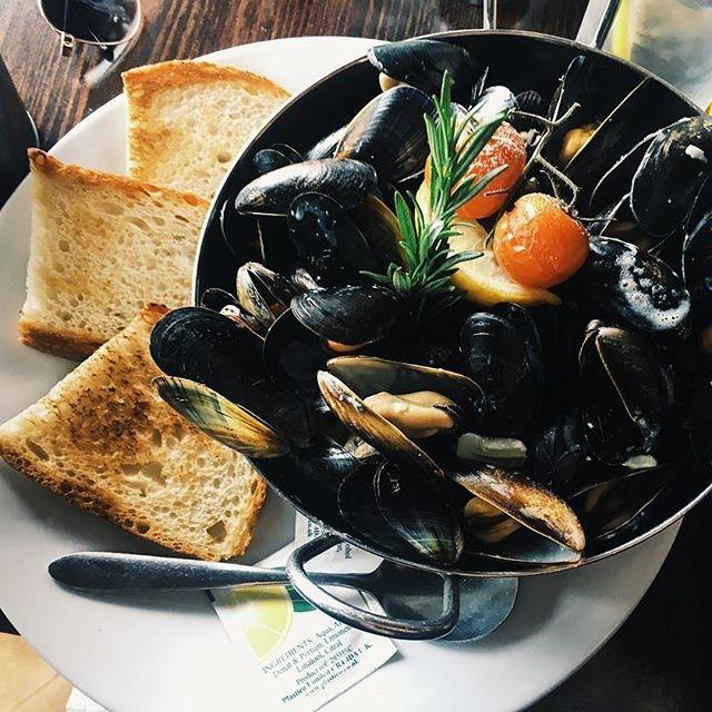 mussels in dublin