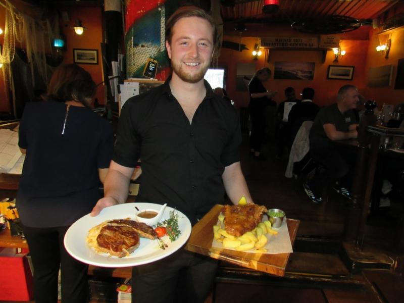 seafood restaurant dublin