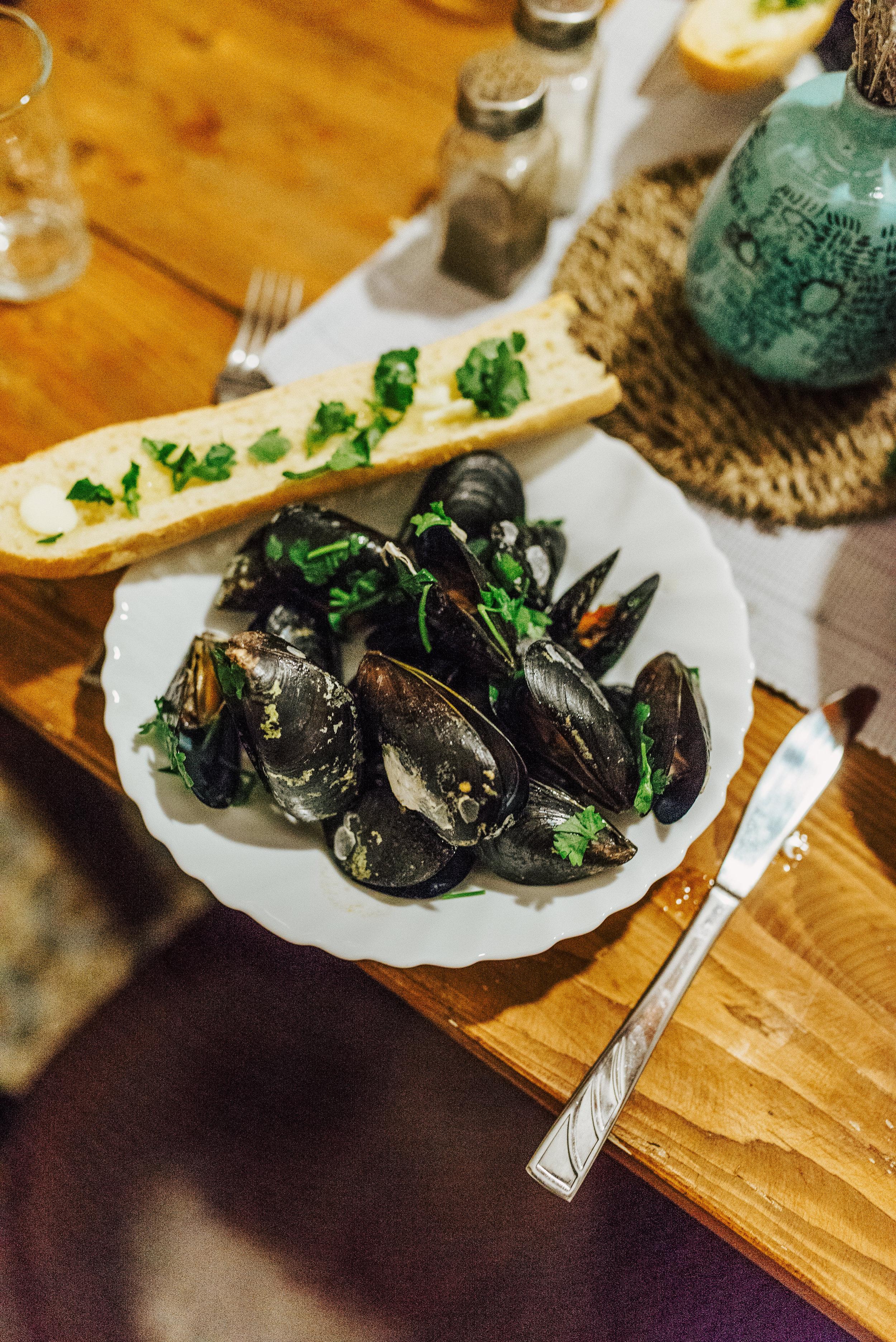 Roaring Bay Mussels