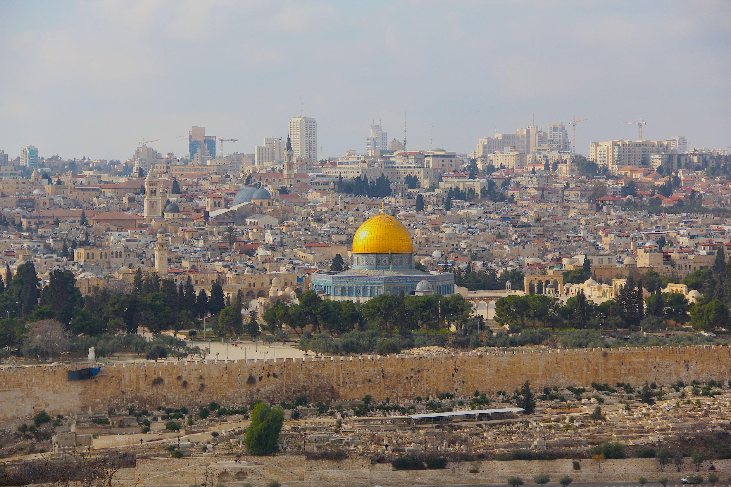 Masjid Al Aqsa - Jerusalem.JPG