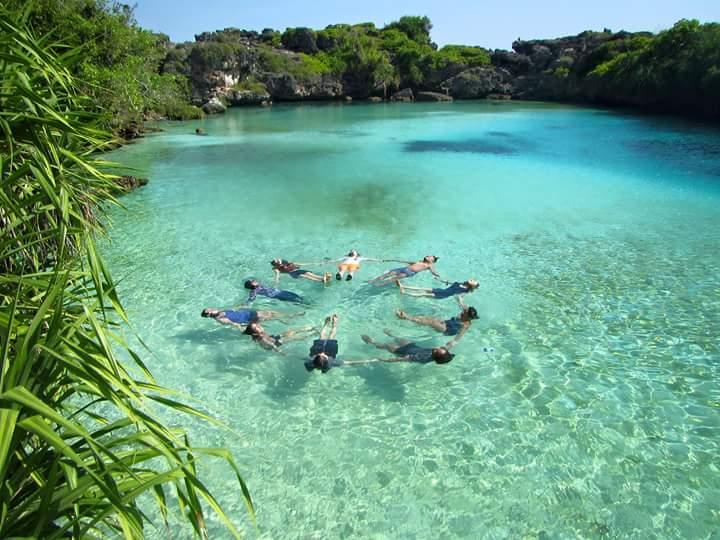 Waikury Lagoon -