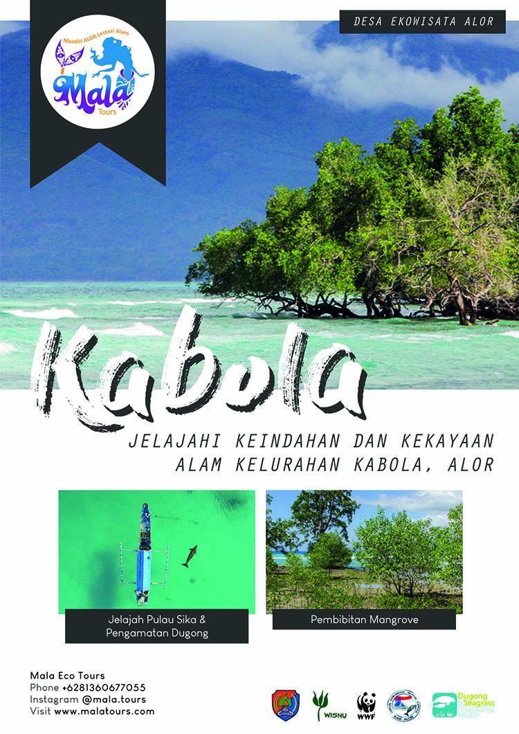 ekowisata kelurahan Kabola