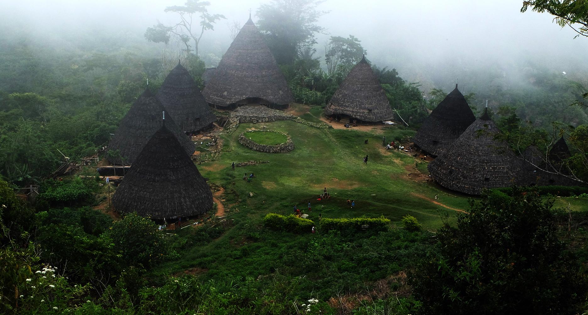 Waerebo Village -