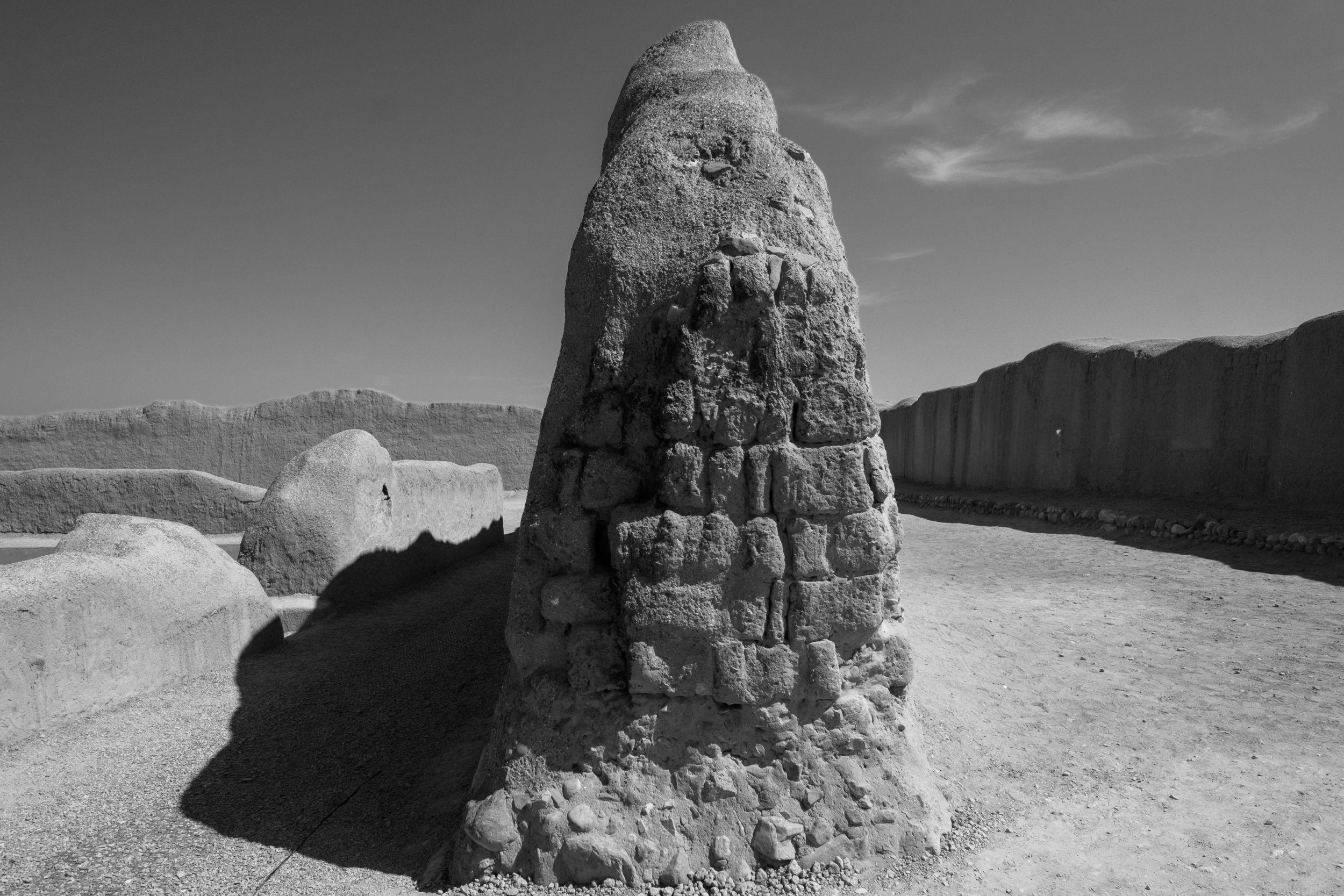 Chan Chan Ruins off Huanchaco, Peru, where ETIV do Brasil has a partner NGO
