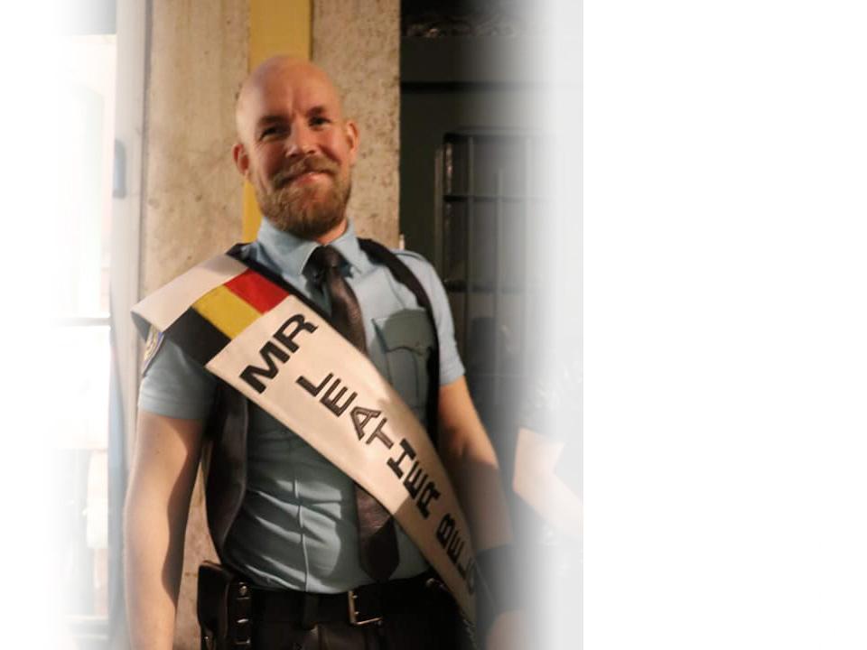 Bart - Mister Leatther Belgium 2018