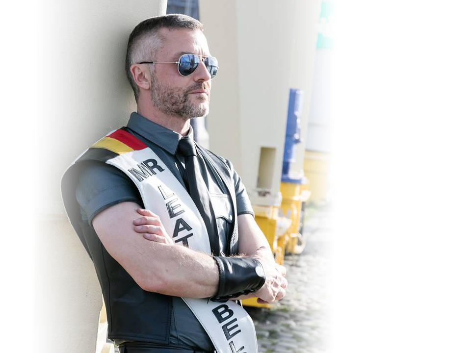 Bernard - Mister Leather Belgium 2019