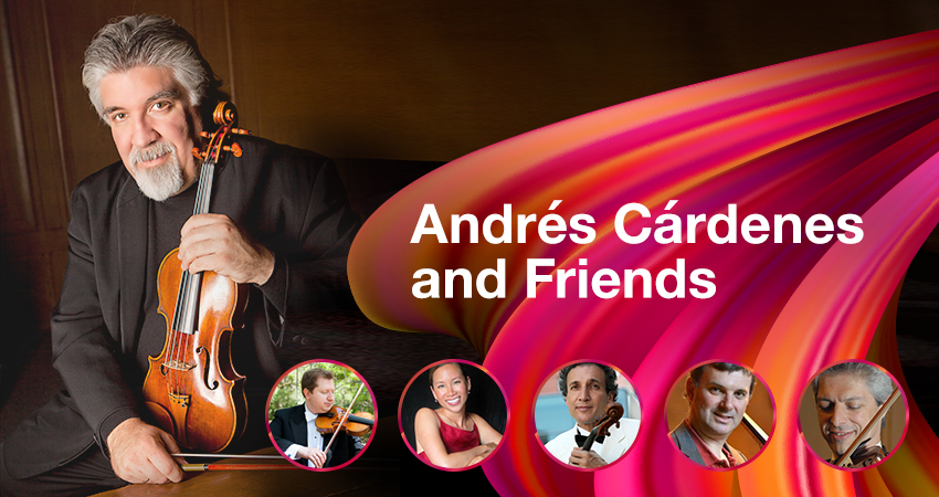 Andres Cardenas and Friends