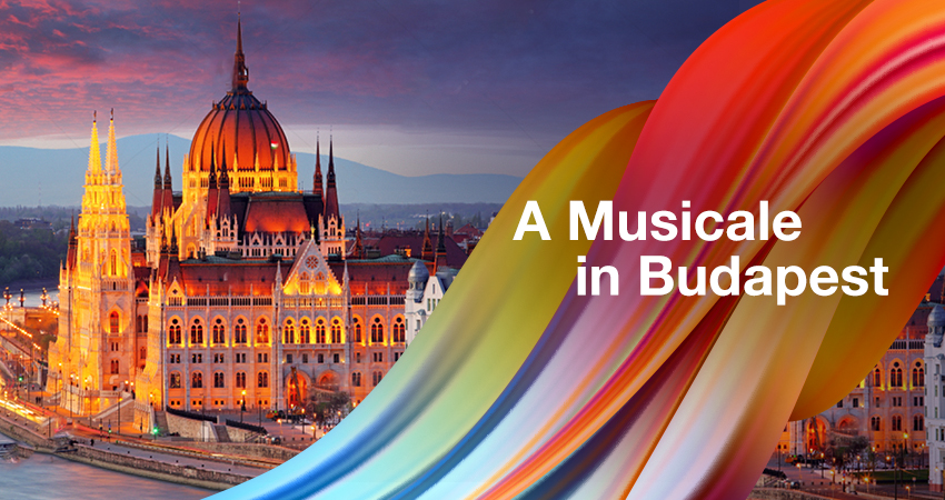 A Musicale in Budapest