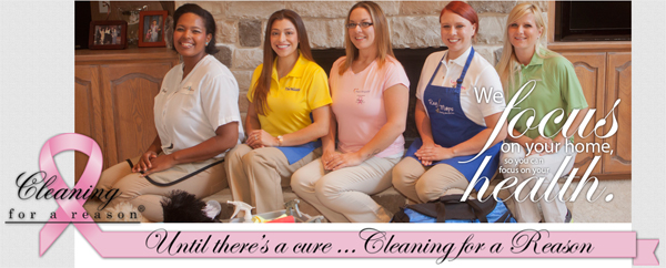 Cleantec Services began partnering with Cleaning for a Reason in the spring of 2017.